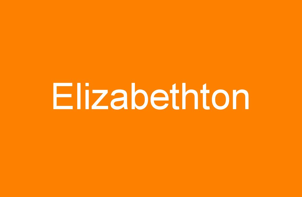 Elizabethton High School,